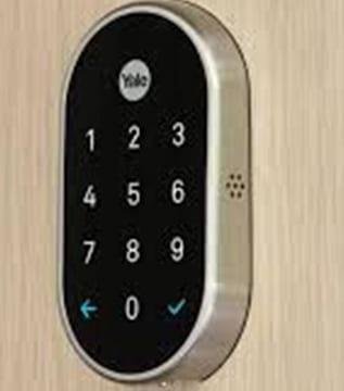 Smart-locks-and-Keypad
